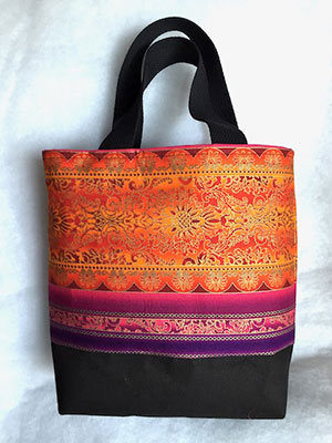 South Asian Tote