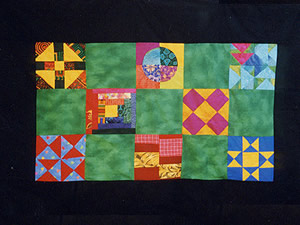 Railroad Quilt